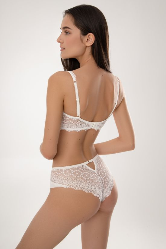 Комплект CORА - Jasmine Lingerie, цвет: молочно-белый