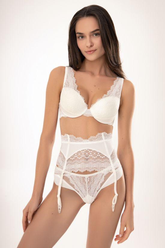 Комплект LISA - Jasmine Lingerie, цвет: молочно-белый