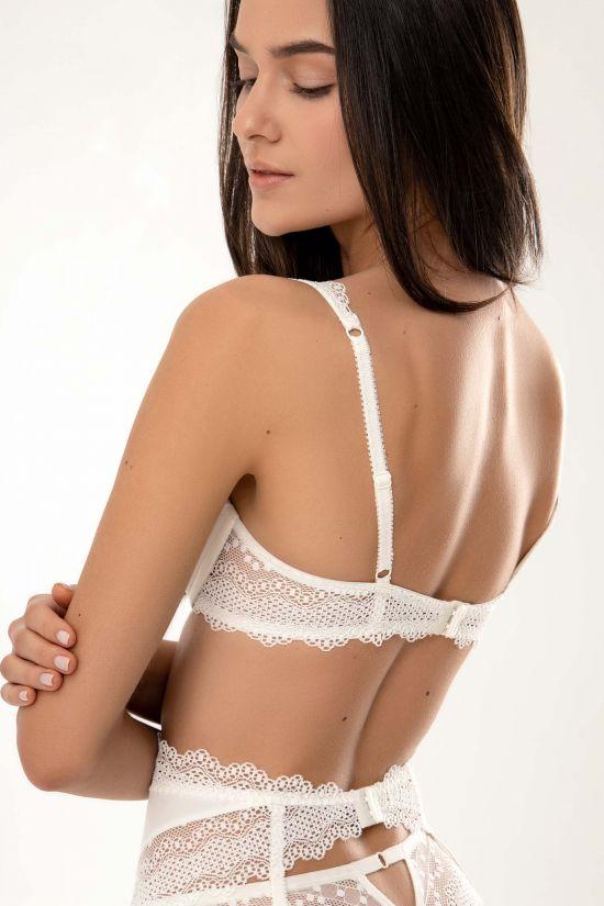 Бюстгальтер LISA  - Jasmine Lingerie, цвет: белый