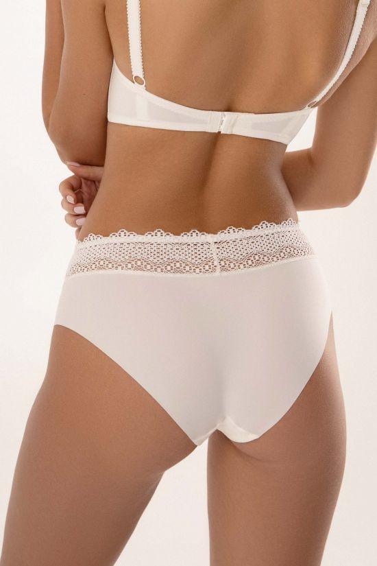 Трусики Nelion - Jasmine Lingerie, колір: молочно-білий