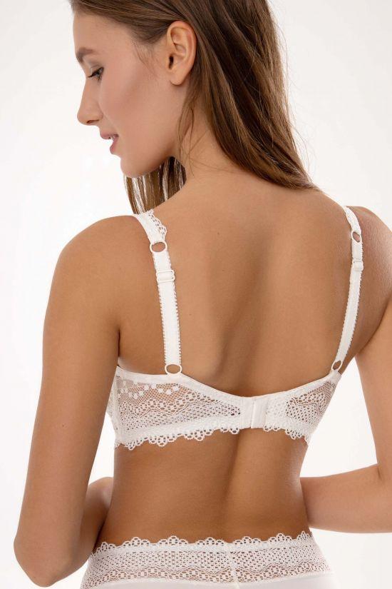 Бюстгальтер SARI - Jasmine Lingerie, цвет: белый