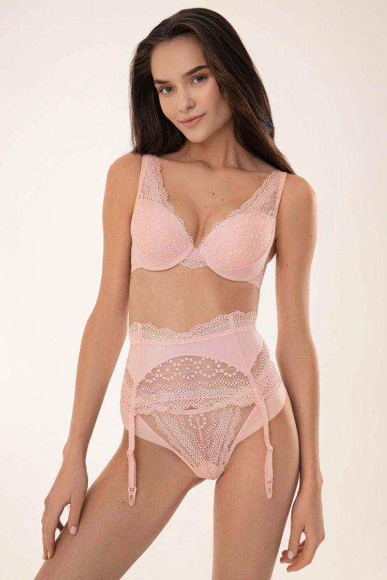 Комплект LISA - Jasmine Lingerie, колір: пудра