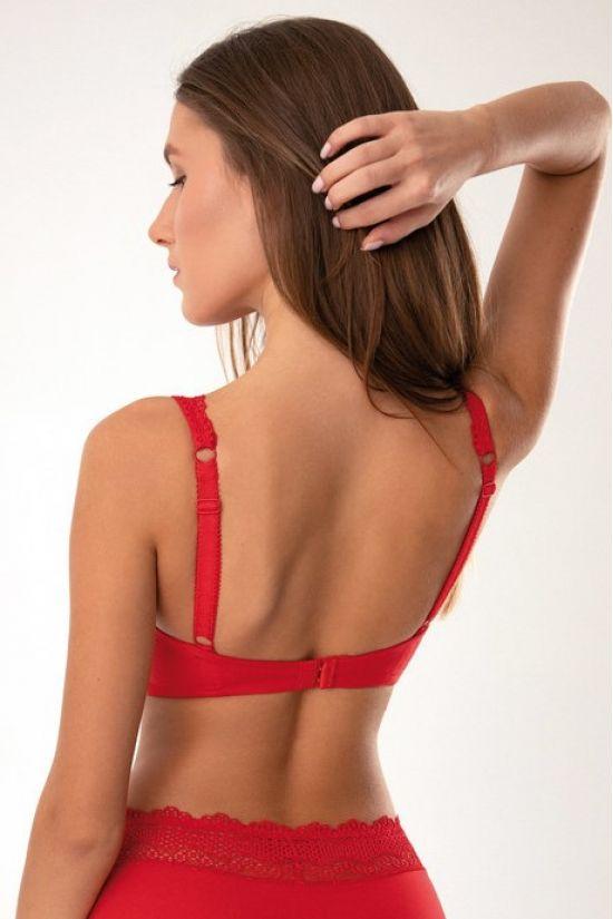 Бюстгальтер RONA - Jasmine Lingerie, колір: червоний
