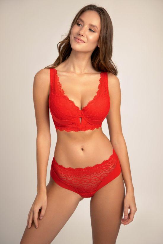 Комплект SARI - Jasmine Lingerie, цвет: красный