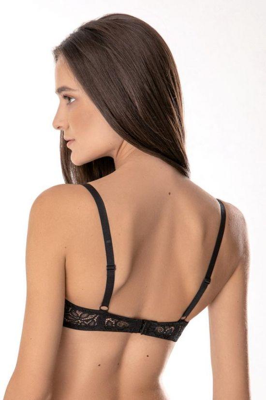 Бюстгальтер ELLI - Jasmine, колір: чорний