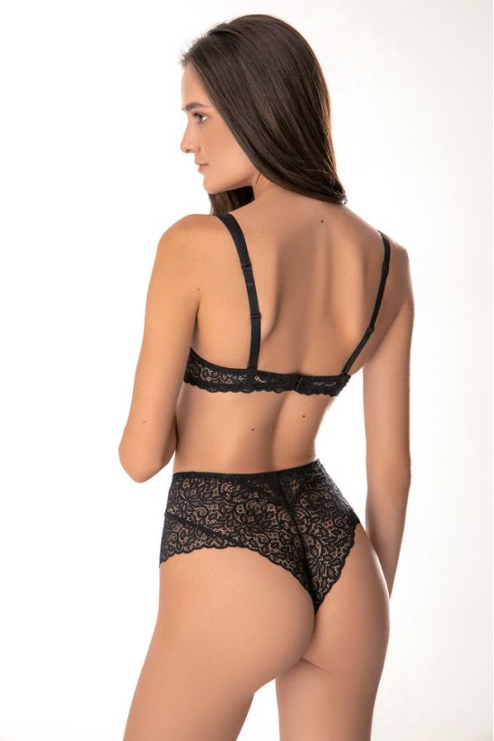 Комплект INEZ - Jasmine Lingerie, цвет:  черный