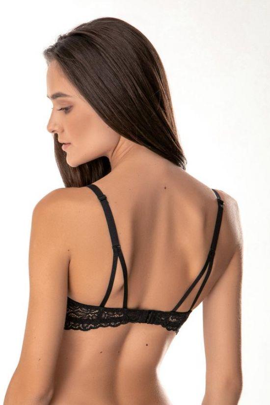 Бюстгальтер NILA - Jasmine, колір: чорний