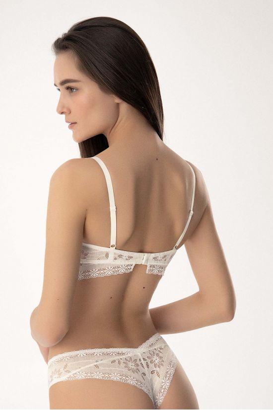 Бюстгальтер LENA - Jasmine Lingerie, цвет: молочный