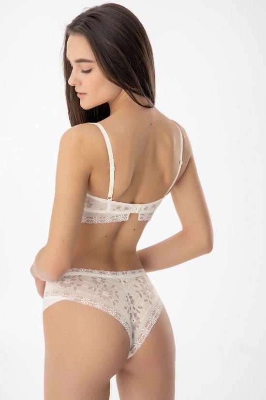 Комплект LOIS - Jasmine Lingerie, цвет: молочный