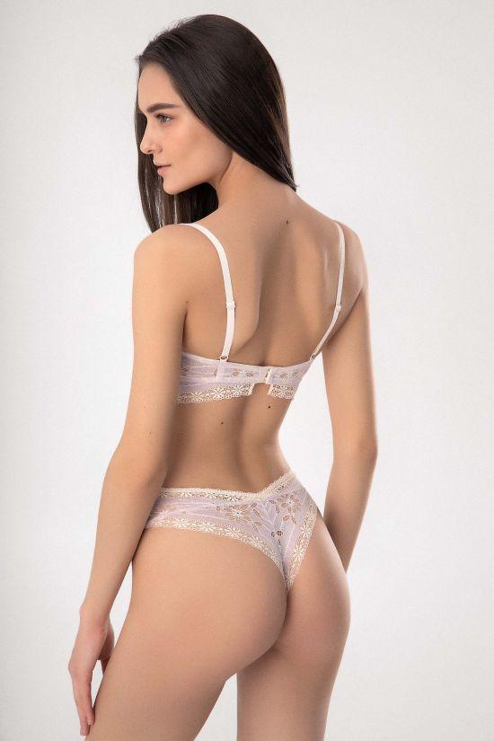 Комплект LENA - Jasmine Lingerie, колір: лавандовий