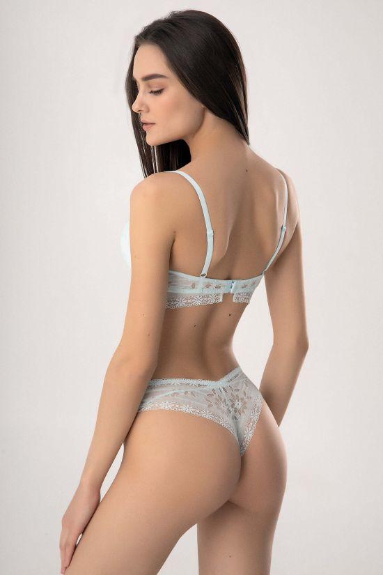 Комплект LENA - Jasmine Lingerie, колір: ментоловий