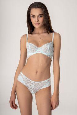 Комплект LORI - Jasmine Lingerie, колір: ментоловий