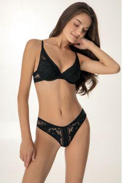 Комплект ALLY - Jasmine Lingerie чорний