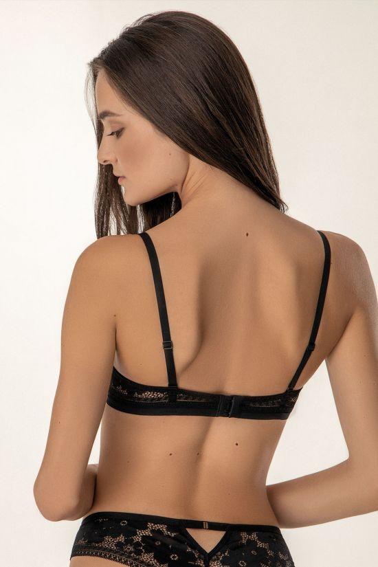 Бюстгальтер ALLY  - Jasmine Lingerie, цвет: черный