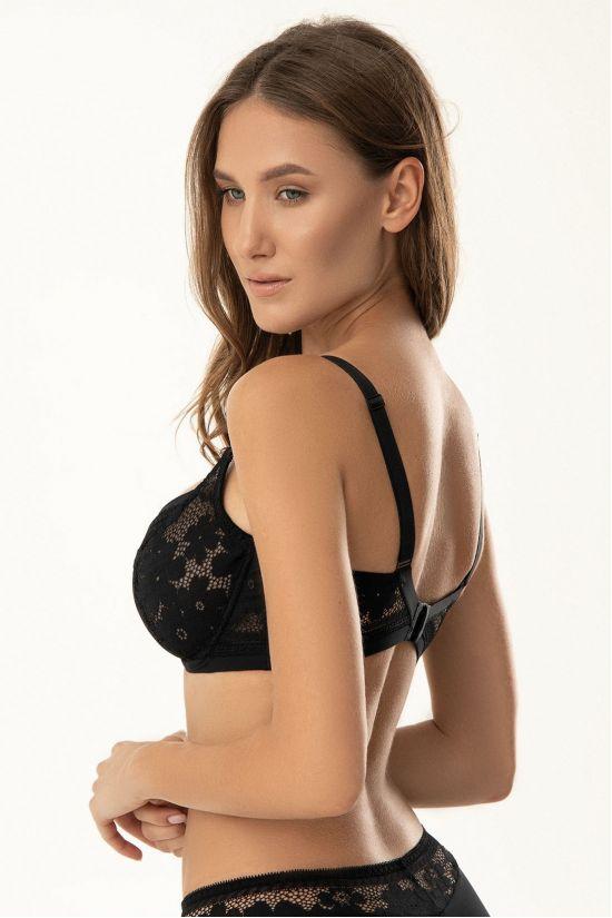 Бюстгальтер ZARA - Jasmine Lingerie, цвет: черный