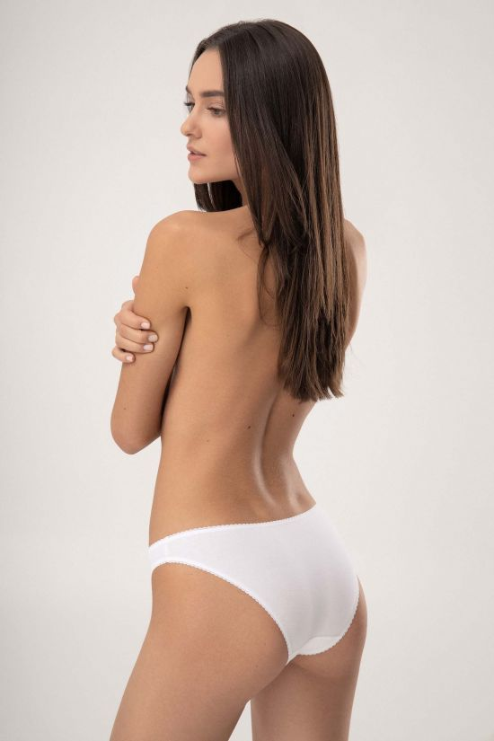 Трусики COMFORT - Jasmine Lingerie, цвет: белый