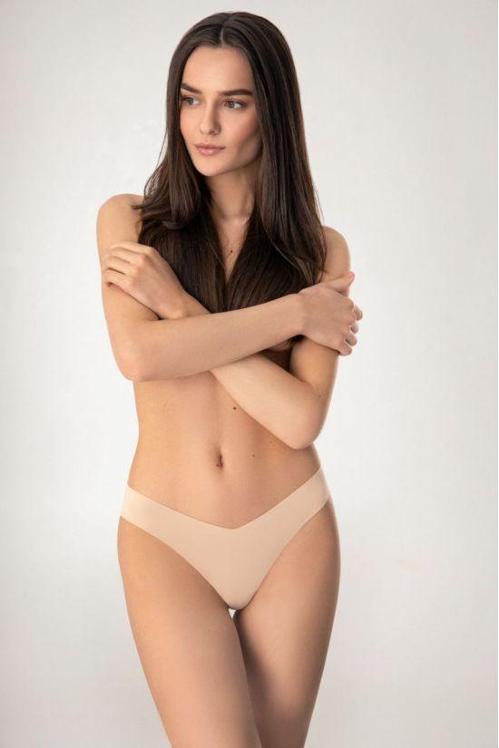 Трусики бразилиан DOROTY - Jasmine Lingerie, цвет бежевый