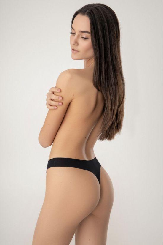 Трусики стринг Kobby - Jasmine Lingerie, цвет: черный