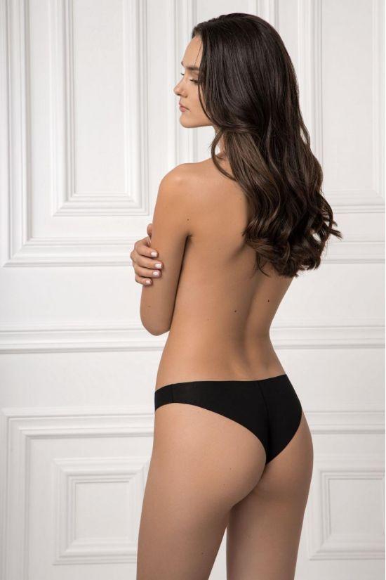 Трусики бразилиан MICKEY - Jasmine Lingerie, черный