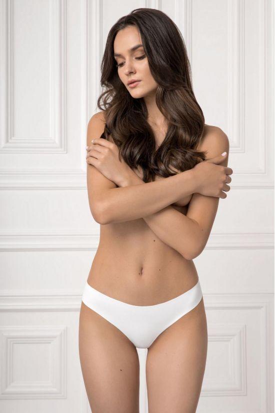 Трусики бразилиан MICKEY - Jasmine Lingerie, белый
