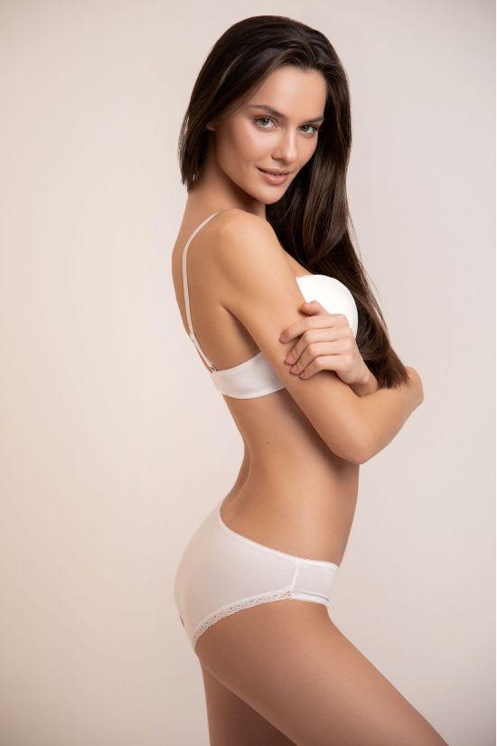 Бюстгальтер LORY  - Jasmine Lingerie, колір: білий