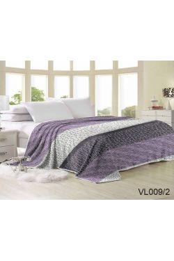 Плед велсофт (мікрофібра) VL009/2 - Таг текстиль