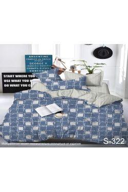 S322 Постельное белье сатин люкс - Таг текстиль