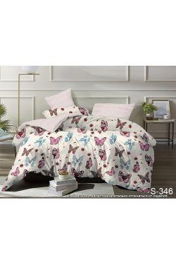 S346 Постельное белье сатин люкс - Таг текстиль