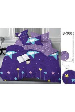 S366 Постельное белье сатин люкс - Таг текстиль