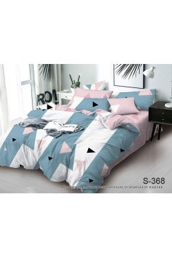 S368 Постельное белье сатин люкс - Таг текстиль