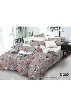 S360 Постельное белье сатин люкс - Таг текстиль