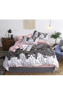 S397 Постільна білизна сатин люкс підлітковий- Таг текстиль