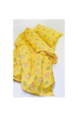 20122 Комплект постельного белья детский ранфорс - Вилюта