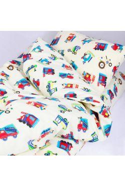 20123 Комплект постельного белья детский ранфорс - Вилюта