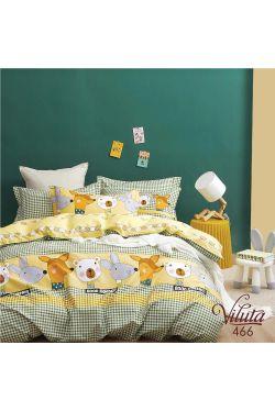 466 Комплект постельного белья детский Сатин - Вилюта