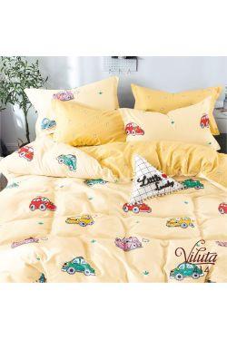 414 Комплект постельного белья детский Сатин - Вилюта