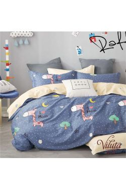 459 Комплект постельного белья детский Сатин - Вилюта