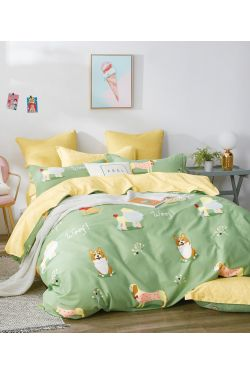 460 Комплект постельного белья детский Сатин - Вилюта