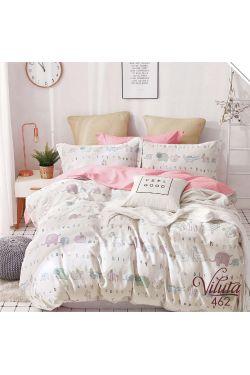 462 Комплект постельного белья детский Сатин - Вилюта