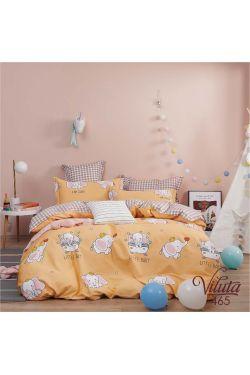 465 Комплект постельного белья детский Сатин - Вилюта