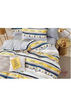 535 Комплект постельного белья подростковый сатин - Вилюта
