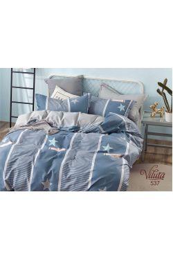 537 Комплект постельного белья подростковый сатин - Вилюта