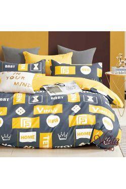 540 Комплект постельного белья подростковый сатин - Вилюта