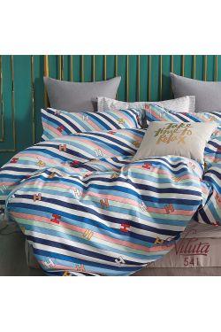 541 Комплект постельного белья подростковый сатин - Вилюта