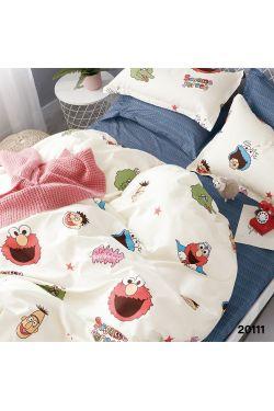 20111 Комплект постельного белья подростковый ранфорс - Вилюта