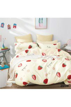 20119 Комплект постельного белья подростковый ранфорс - Вилюта