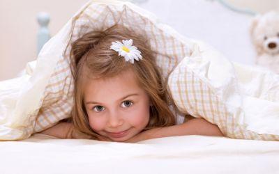 Як вибрати постільну білизну для дитини?