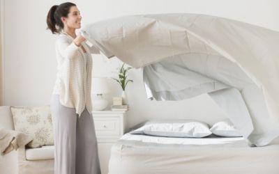 Догляд та прання постільної білизни – практичні поради