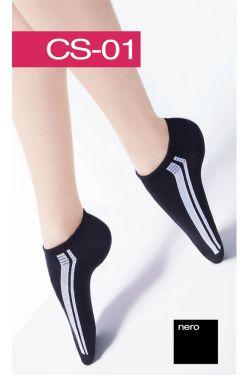 CS-01 короткие спортивные носки - Giulia