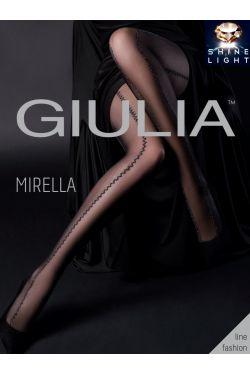 MIRELLA 20 model 3 Колготки (с золотым люрексом) - Giulia